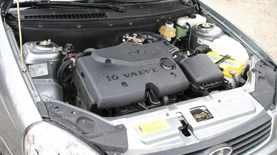 двигатель приора