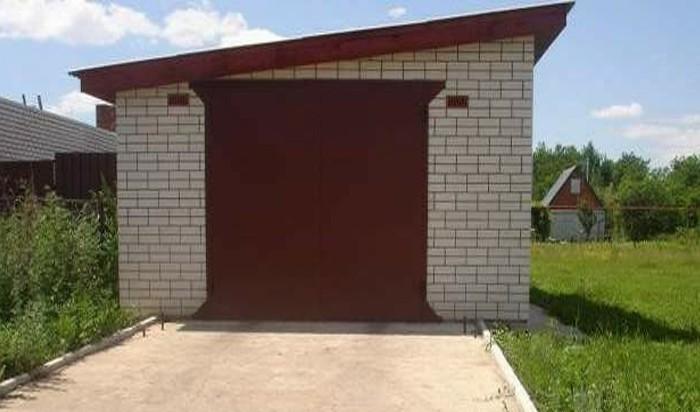 Полезные советы при возведении стен для гаража