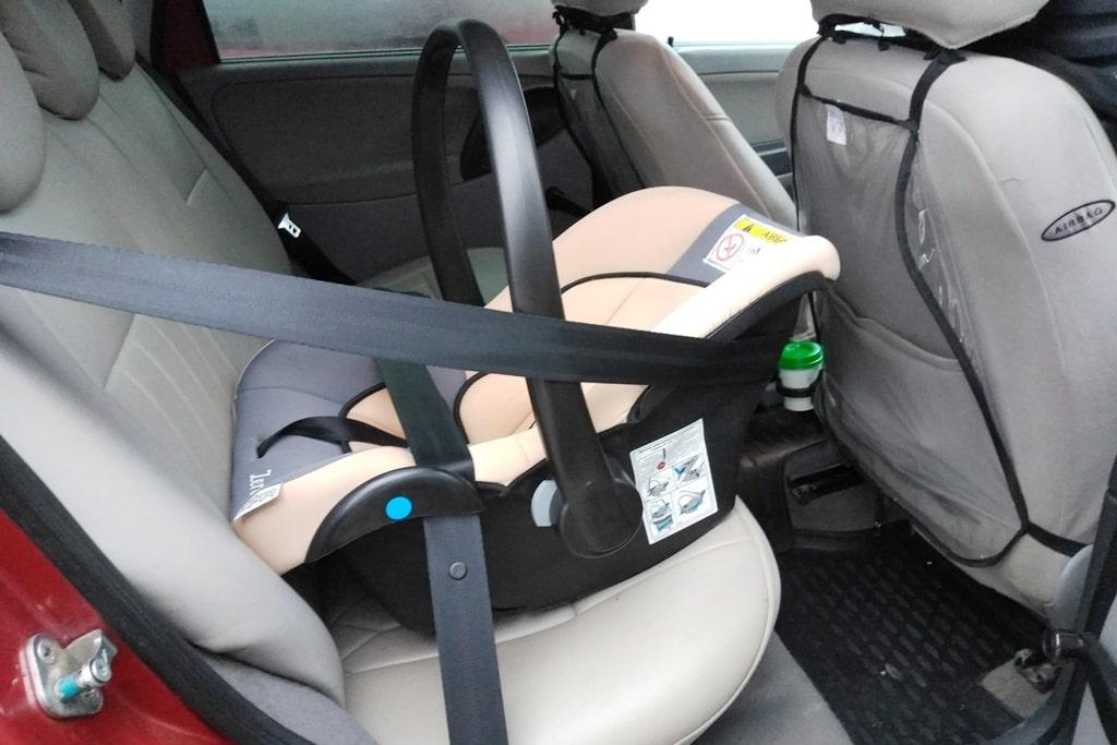 Новые правила перевозки детей в автомобилях в 2021 году