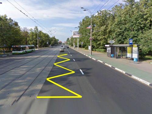 Что обозначает желтая разметка на дороге по ПДД: на обочине, вдоль бордюра, значение, правила