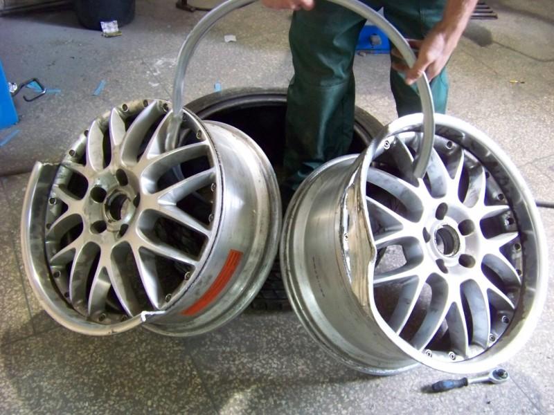 Что нужно знать о современном ремонте литых колесных дисков автомобиля?